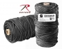 550LB BLACK NYLON 300 FT CORD ON TUBE