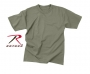 FOLIAGE GREEN MOISTURE WICKING T-SHIRT