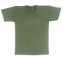 G.I. 100% COTTON FOLIAGE GREEN T-SHIRT